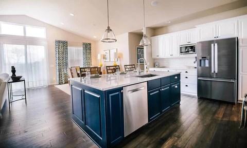21 Quartz Kitchen Islands Ideas To Inspire Your Dream