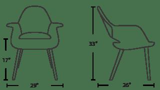 FPlus-Style-Organic-Chair