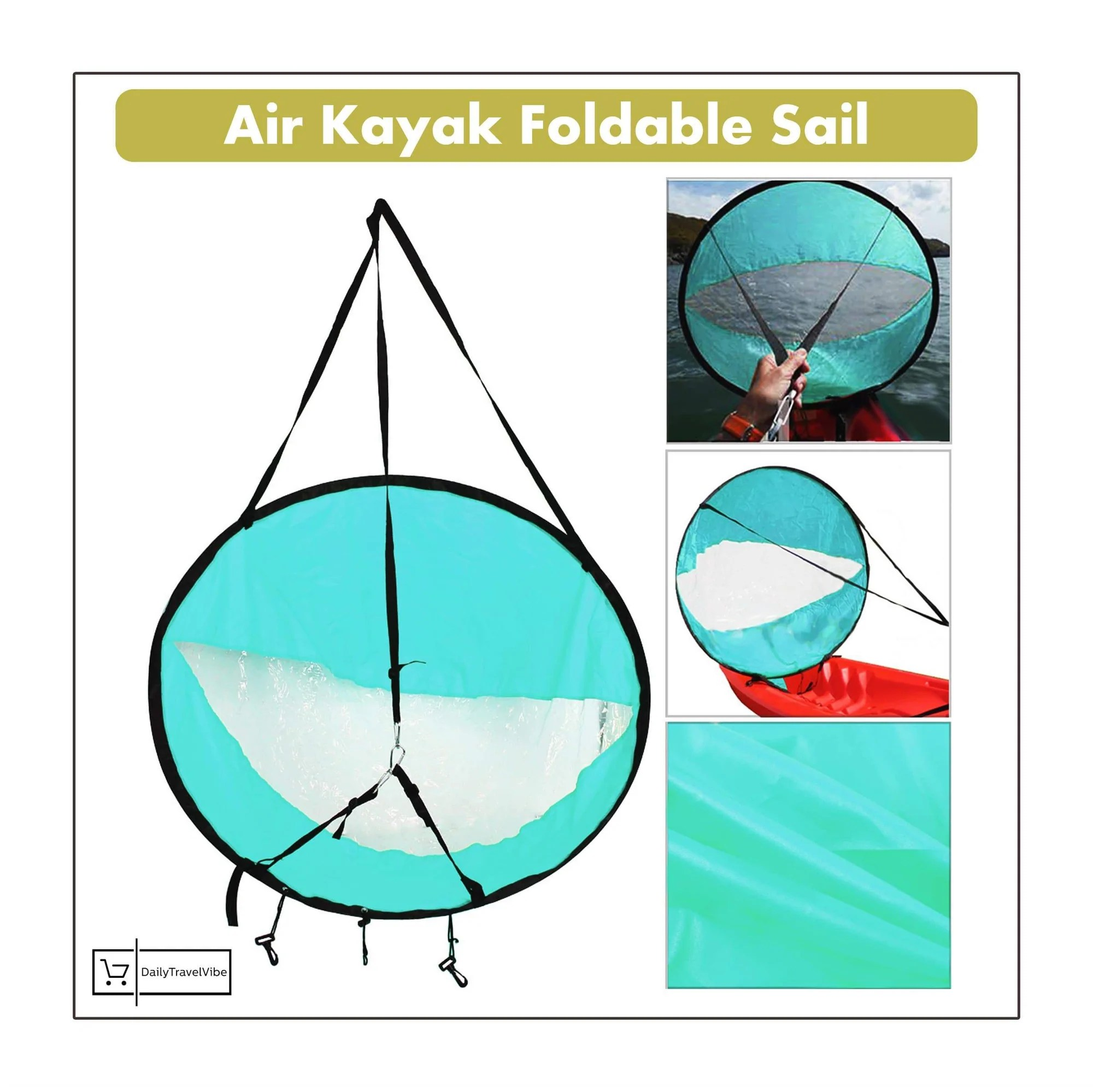hight resolution of kayak sail diagram