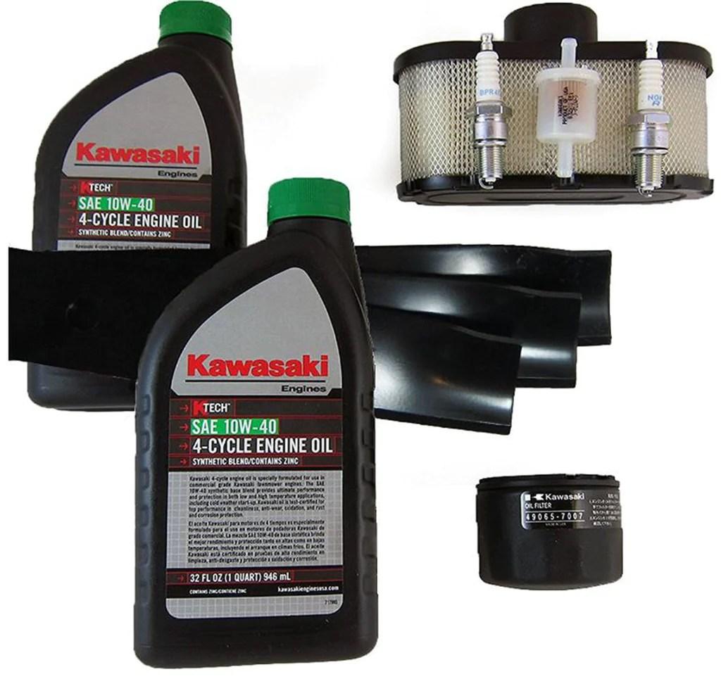 medium resolution of 50 toro timecutter z w kawasaki v twin engine tune up kit