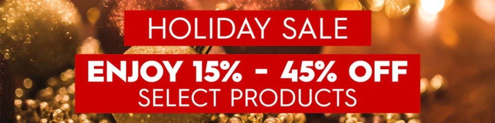 BlenderPartsUSA Holiday Sales - Enjoy up to 45% off select items.
