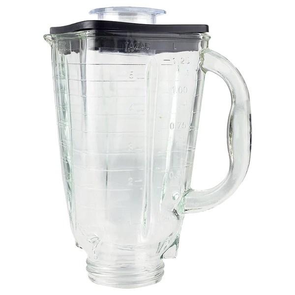 Oster Blender 5cup Glass Jar Replacement Part 014709