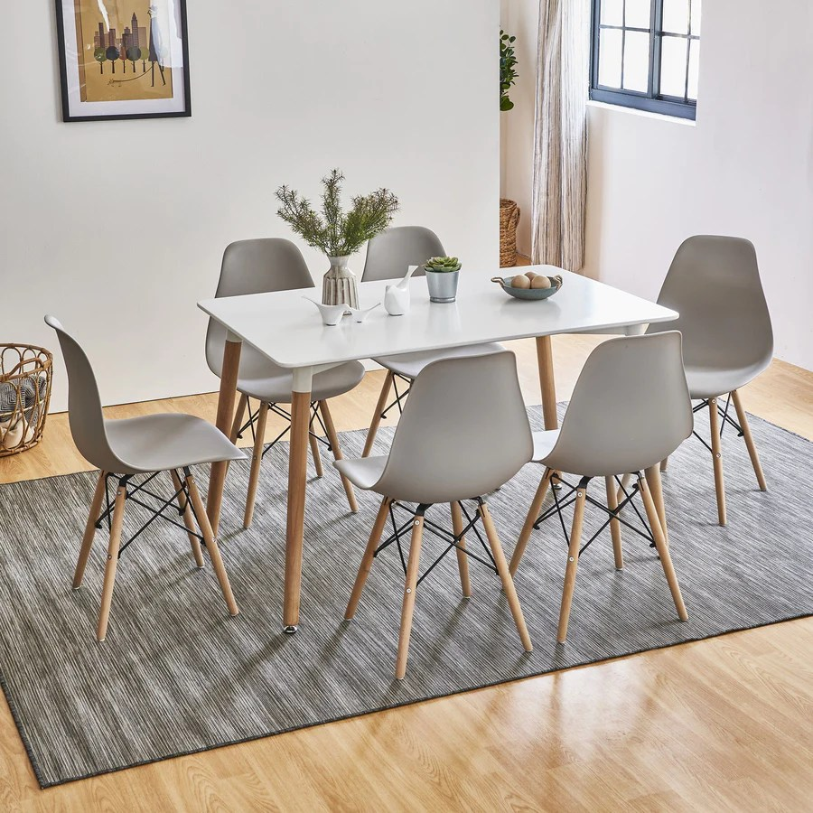Cheap Dining Room Table And Chairs Dining Tables Wide Range Of Dining Tables Online At Laura James