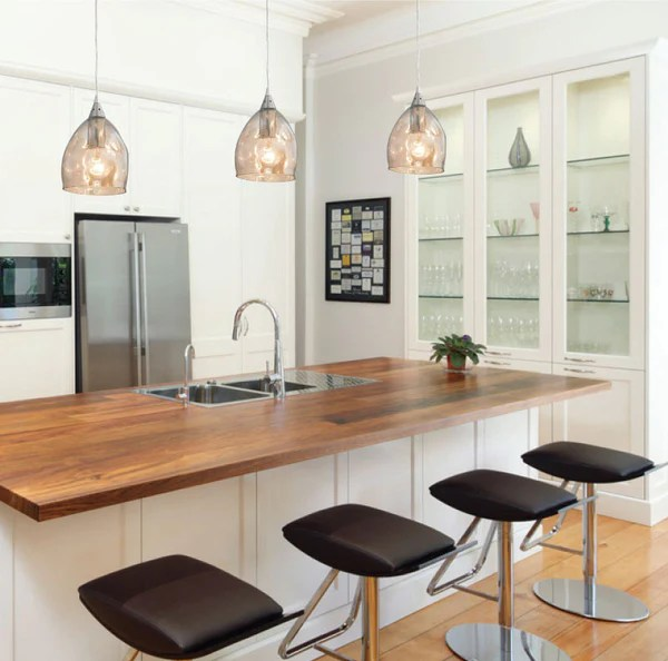 kitchen pendents flooring tiles pendants glass