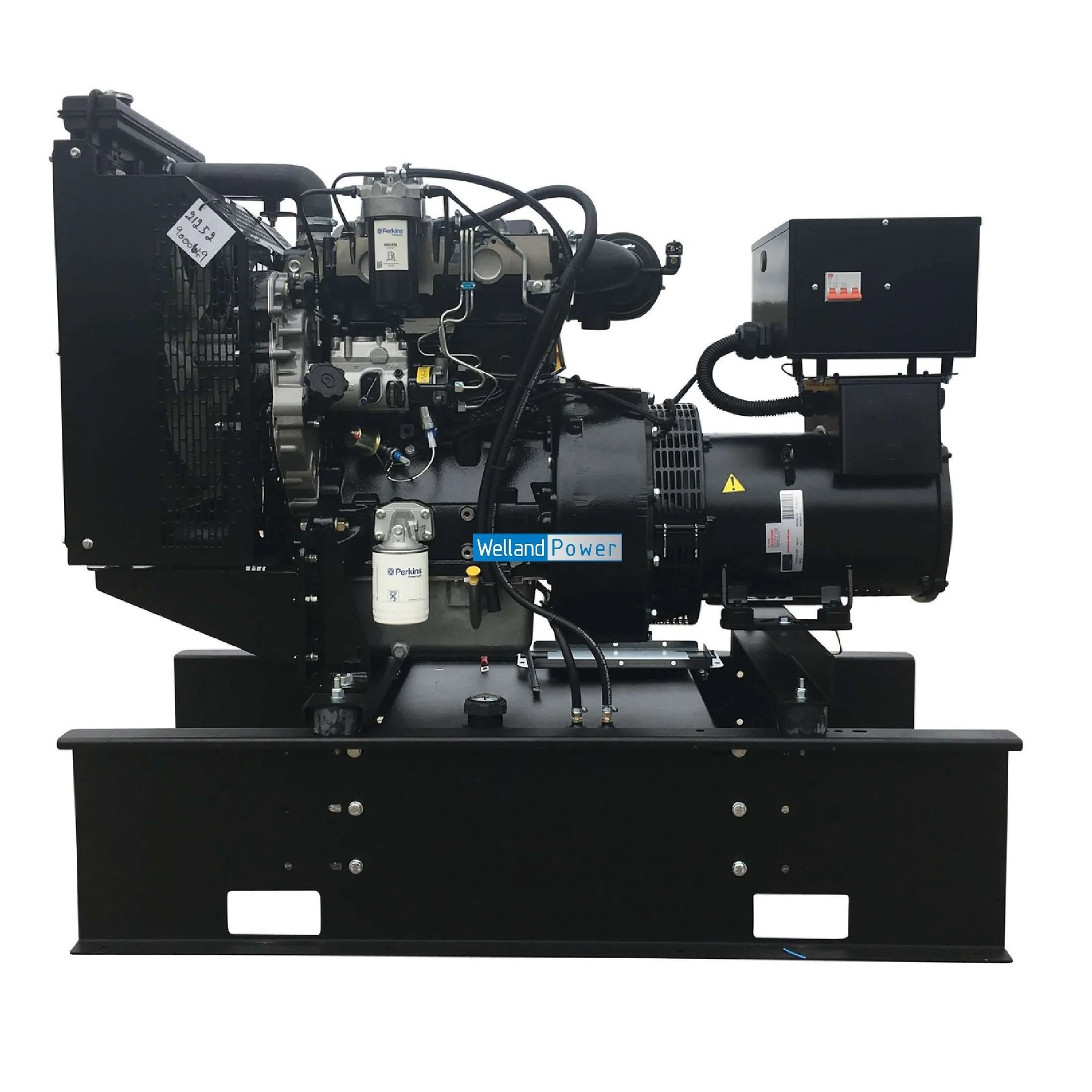 medium resolution of a welland power wp13 diesel generator powered by a perkins 403a 15g1 diesel engine
