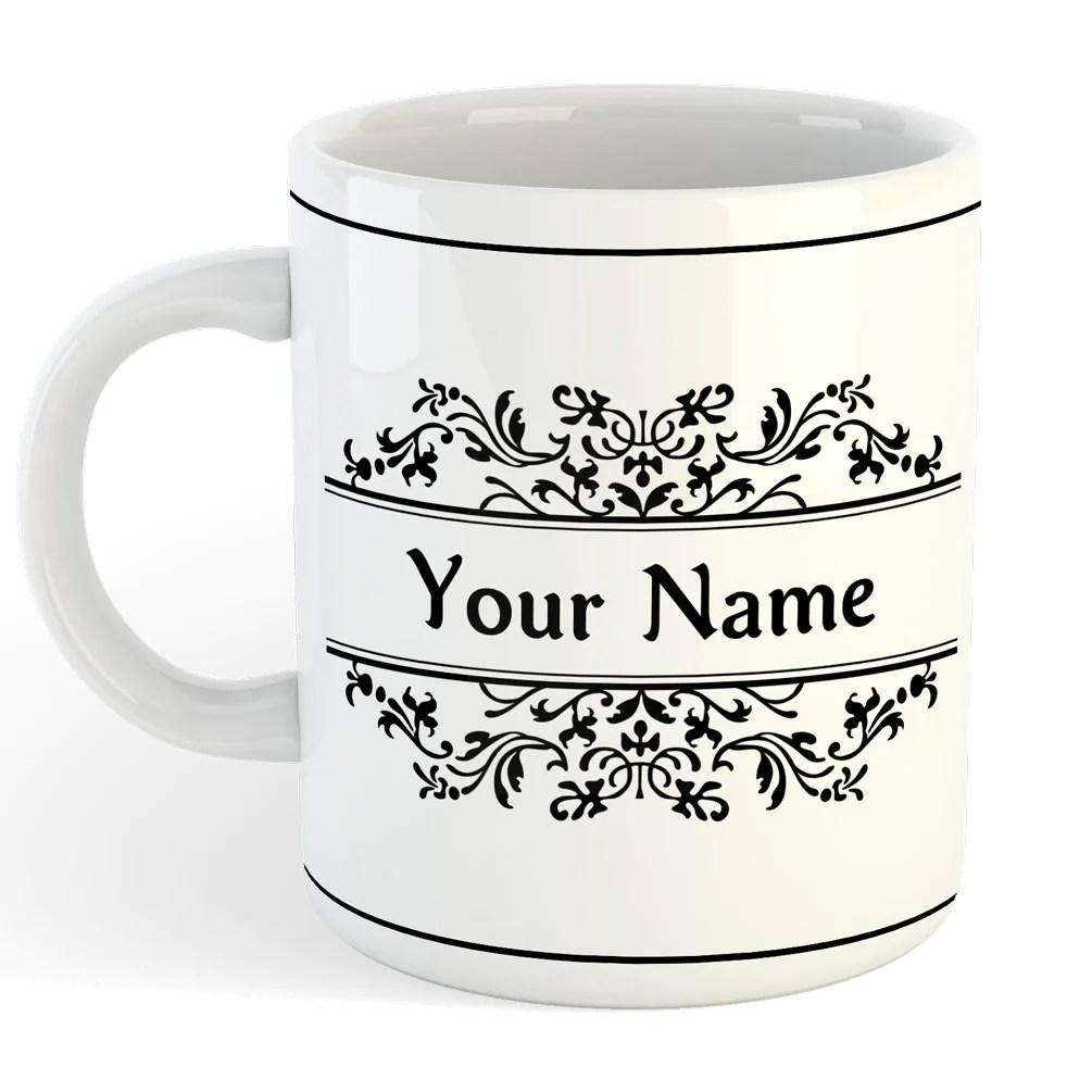 personalized name mug best