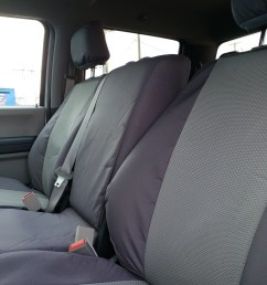 custom fit seat covers come with a 2 year warranty for fit workmanship and normal wear  [ 3024 x 4032 Pixel ]