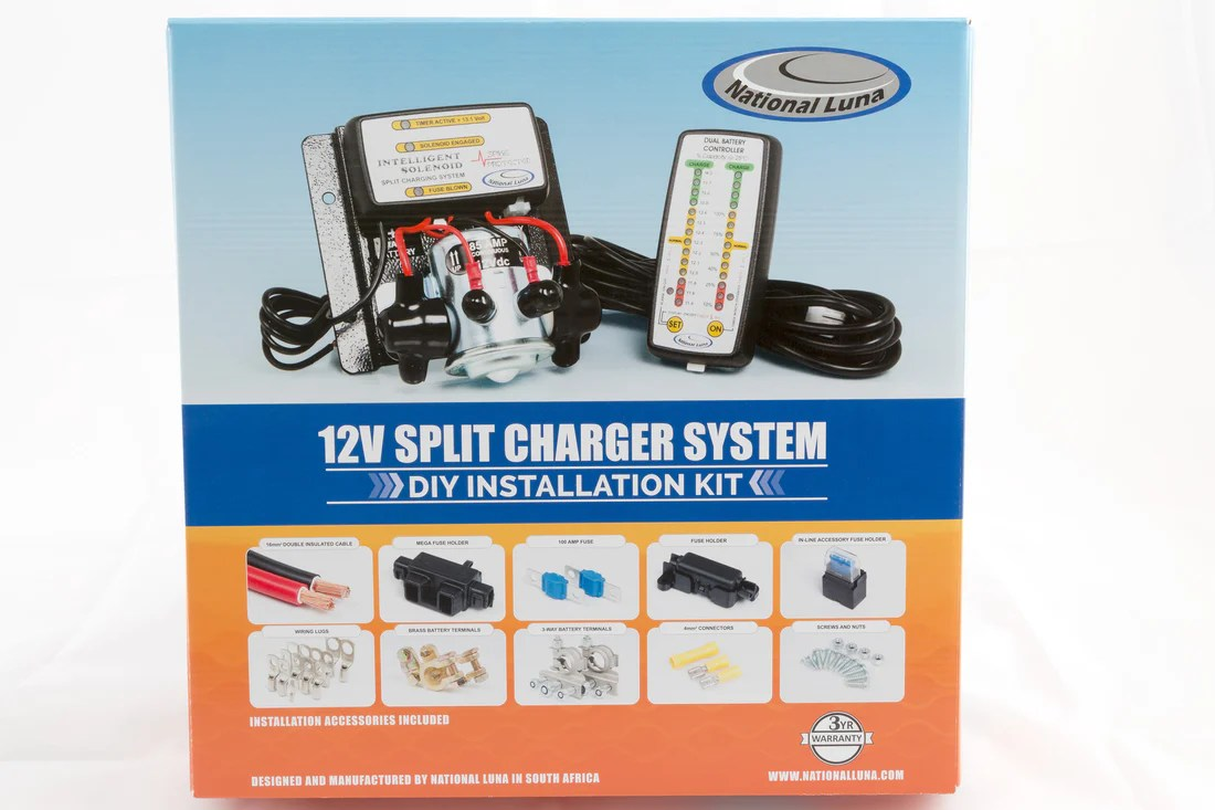 small resolution of dual battery kit