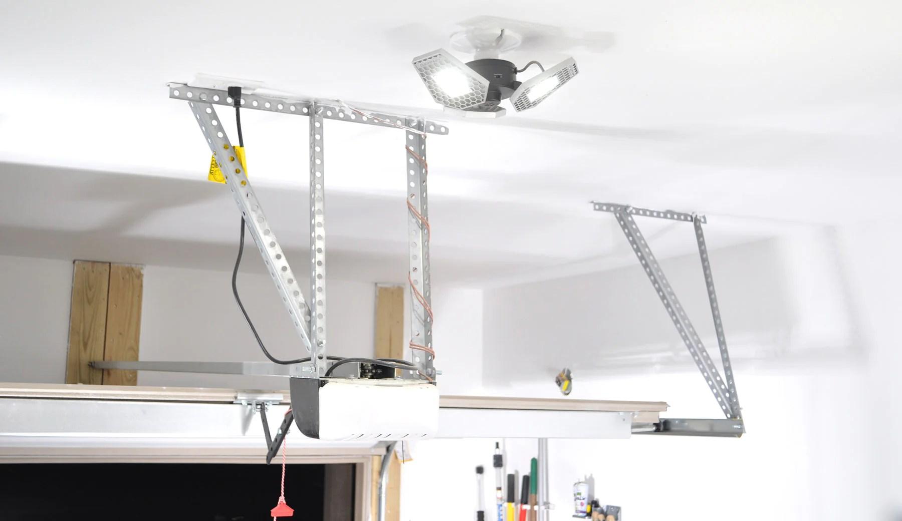 hight resolution of striker trilight in garage