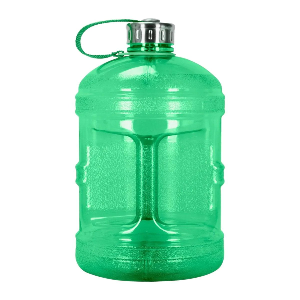1 Gallon Bpa Free Bottle With Stainless Steel Cap Geo Bottles