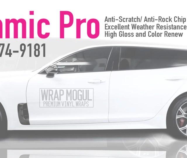 Ceramic Pro Worlds Leading Protective Coatings