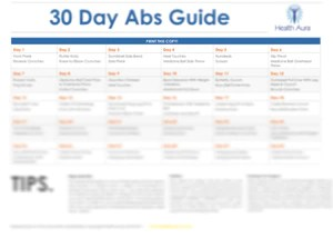 30 day abs ebook