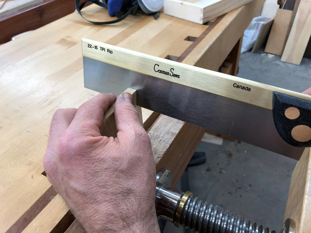 Veritas Dovetail Saw Review