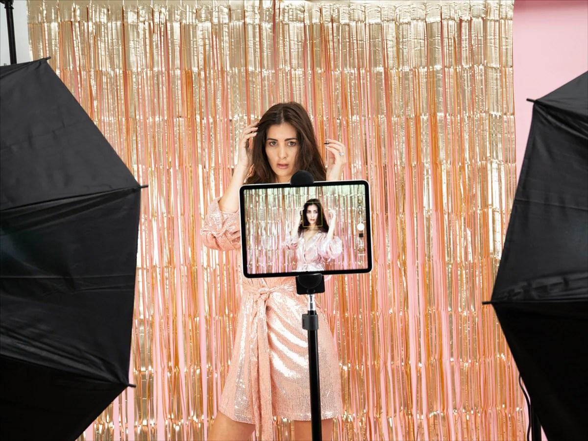 best photo booth lighting setup kits