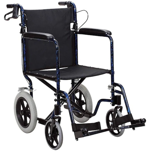 Manual Wheelchair CompanionCaregiver or a Transport Chair Rentals  Alleviate Central