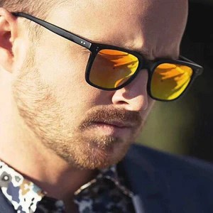 Classic Square Mirror Sunglasses UV400