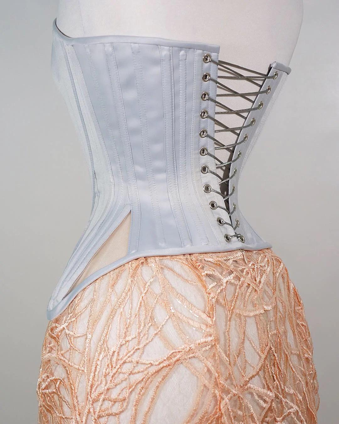 no 19 corset dress