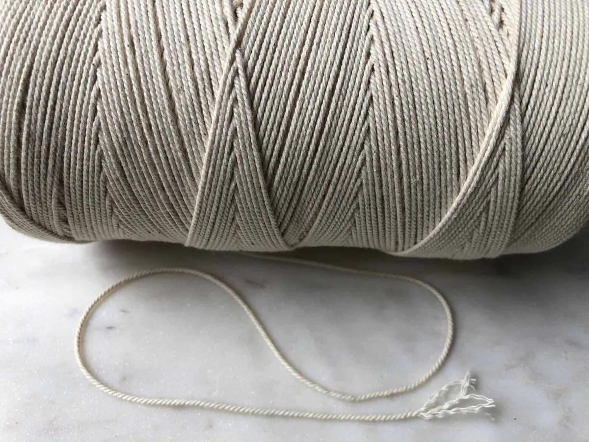 Seine Twine - Tapestry And Rug Warping Yarn Thread
