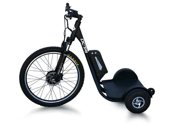 DC-TRI Electric Trike – Movement Tech