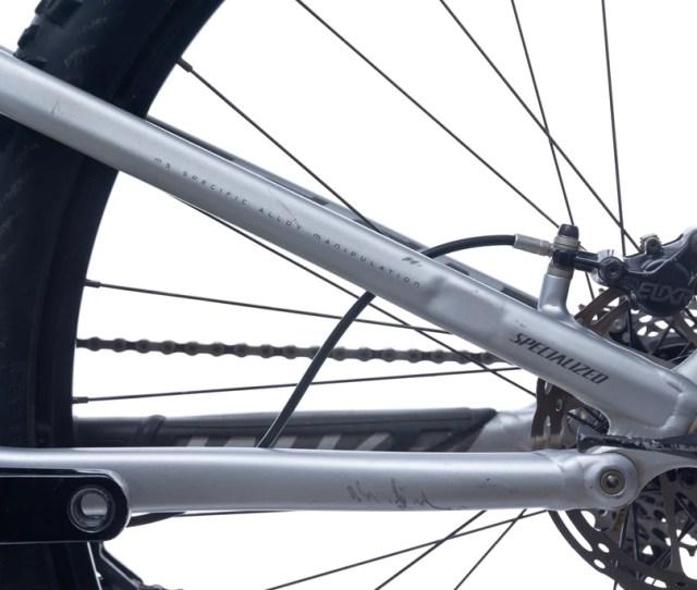 Specialized Stumpjumper Fsr Comp 29 Medium Bike 2012