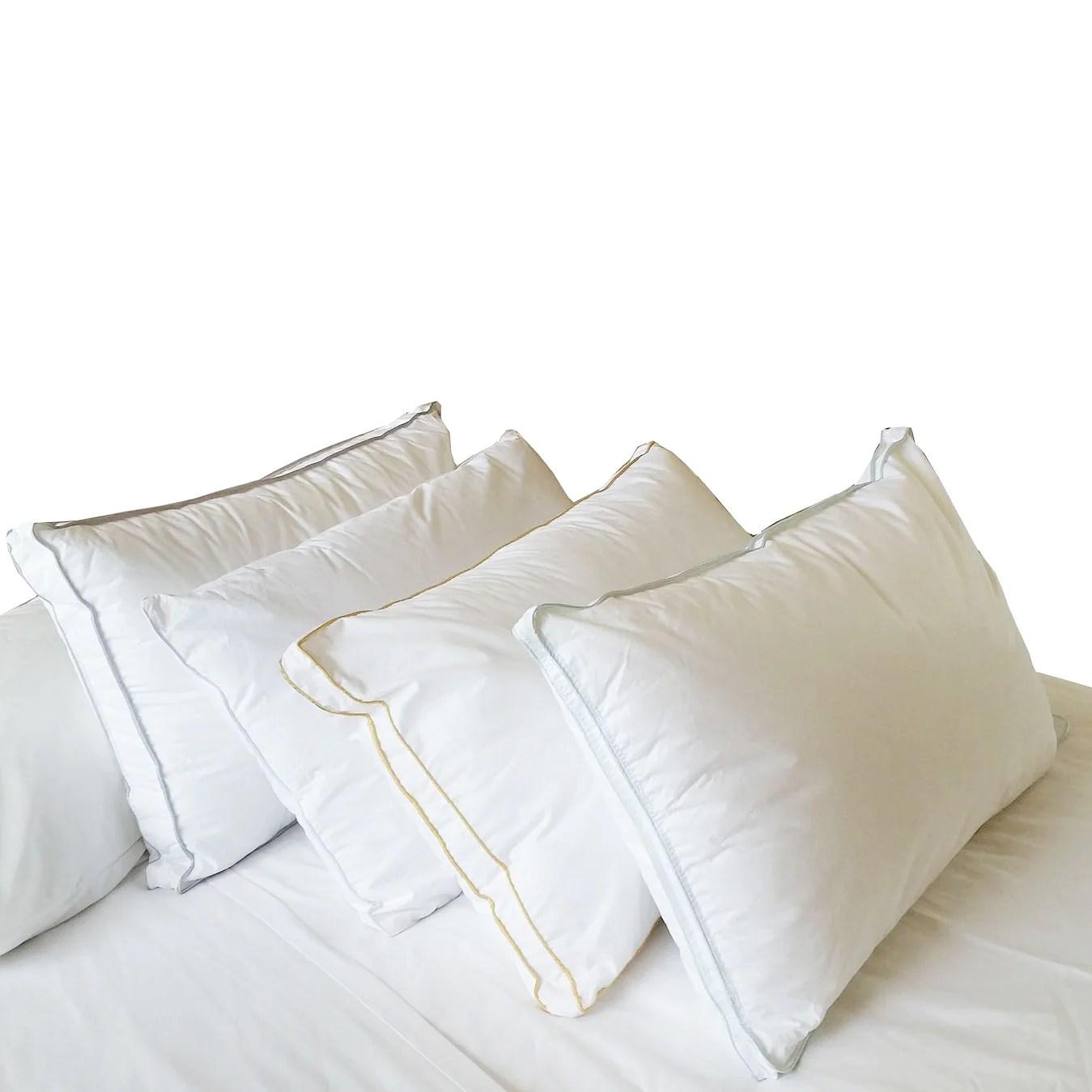 https als net au products medium firm pillow 700gms