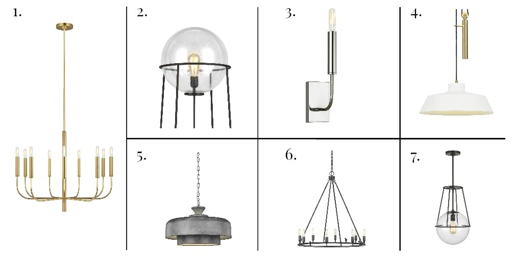 ellen degeneres lighting collection