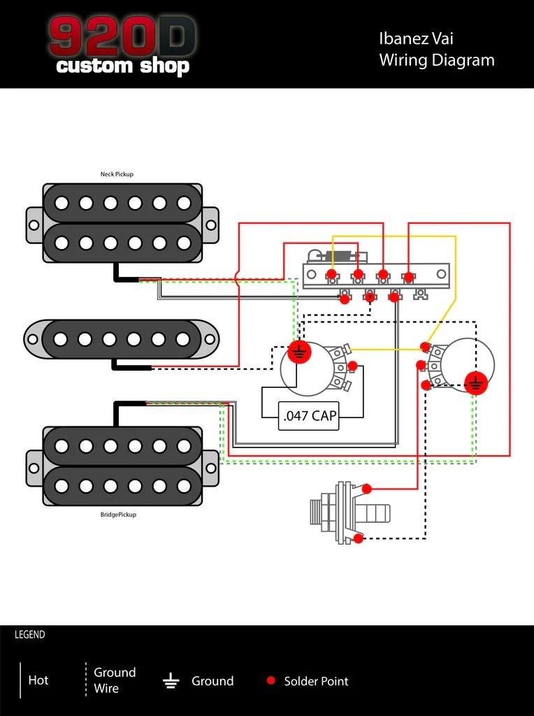 Ibanez Wiring Diagram : ibanez, wiring, diagram, Diagrams, Ibanez, Custom