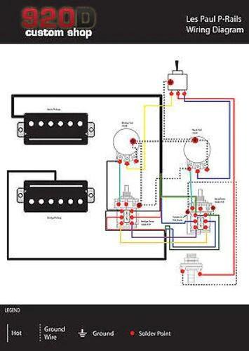 3 Humbucker Strat Wiring Diagram Seymour Duncan 11303 03 B Shpr 1 P Rails Humbucker Pickup