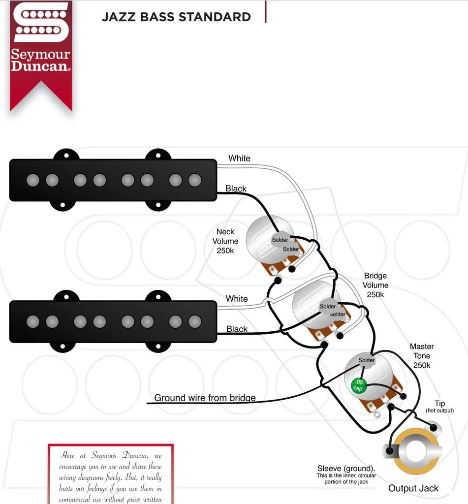 medium resolution of seymour duncan stk j1n 1b classic fender jazz bass guitar pickups control plate