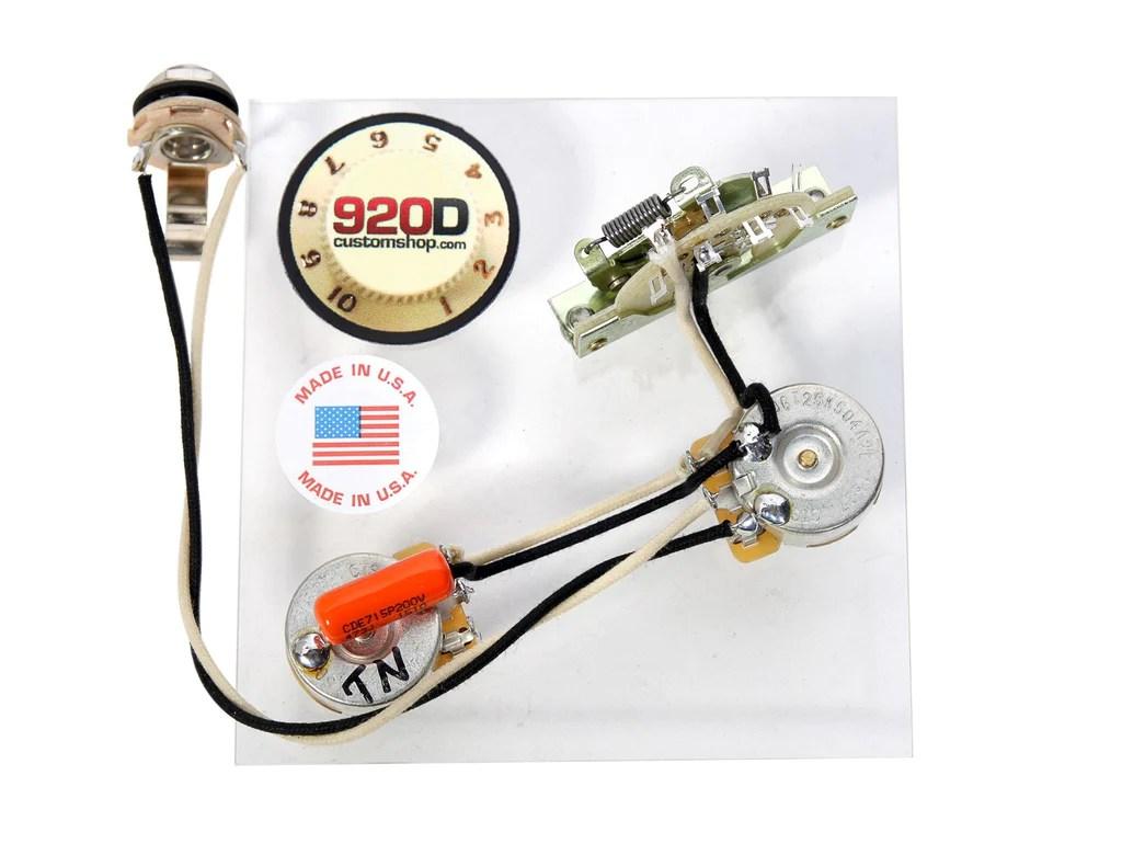 small resolution of 920d custom shop ibanez rt rg wiring harness crl 5 way cts 500k gavitt vai