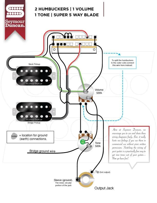 920D Custom Shop Strat 5way Wiring Harness 500K Super