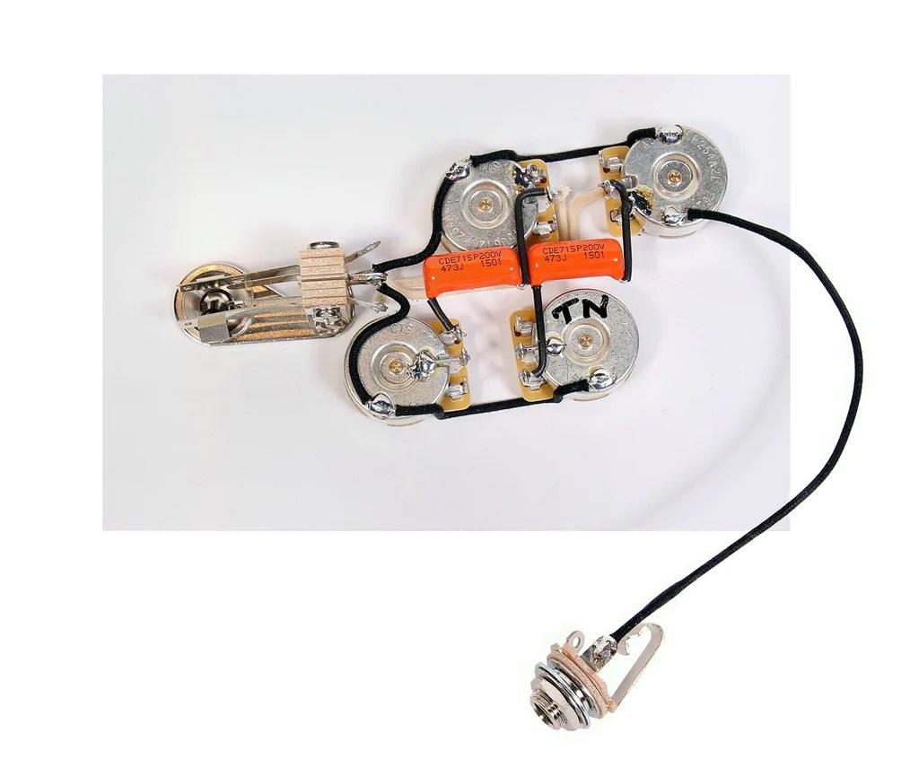 920d custom shop wiring harness for rickenbacker 4000 series bass guitar [ 1024 x 856 Pixel ]