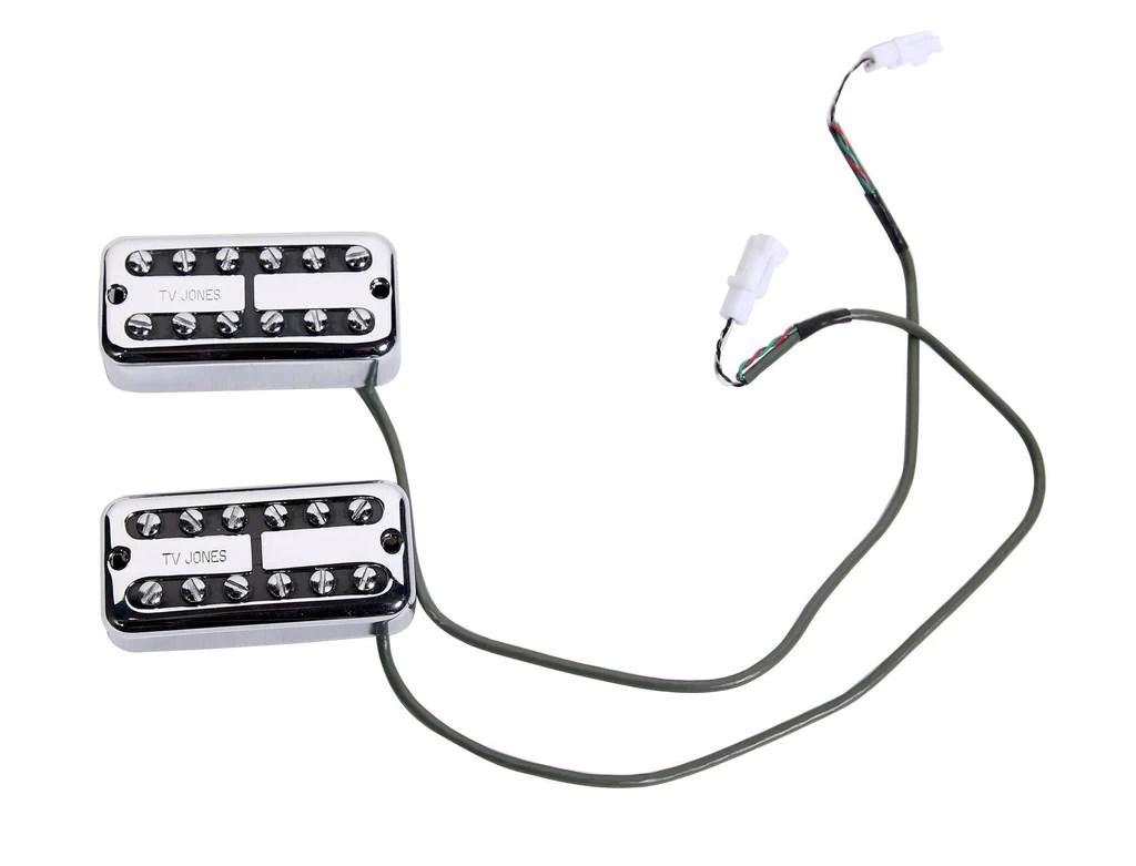 medium resolution of tv jones power tron pickups gretsch electromatic wiring harness w gretsch guitar wiring diagram gretsch wiring harness