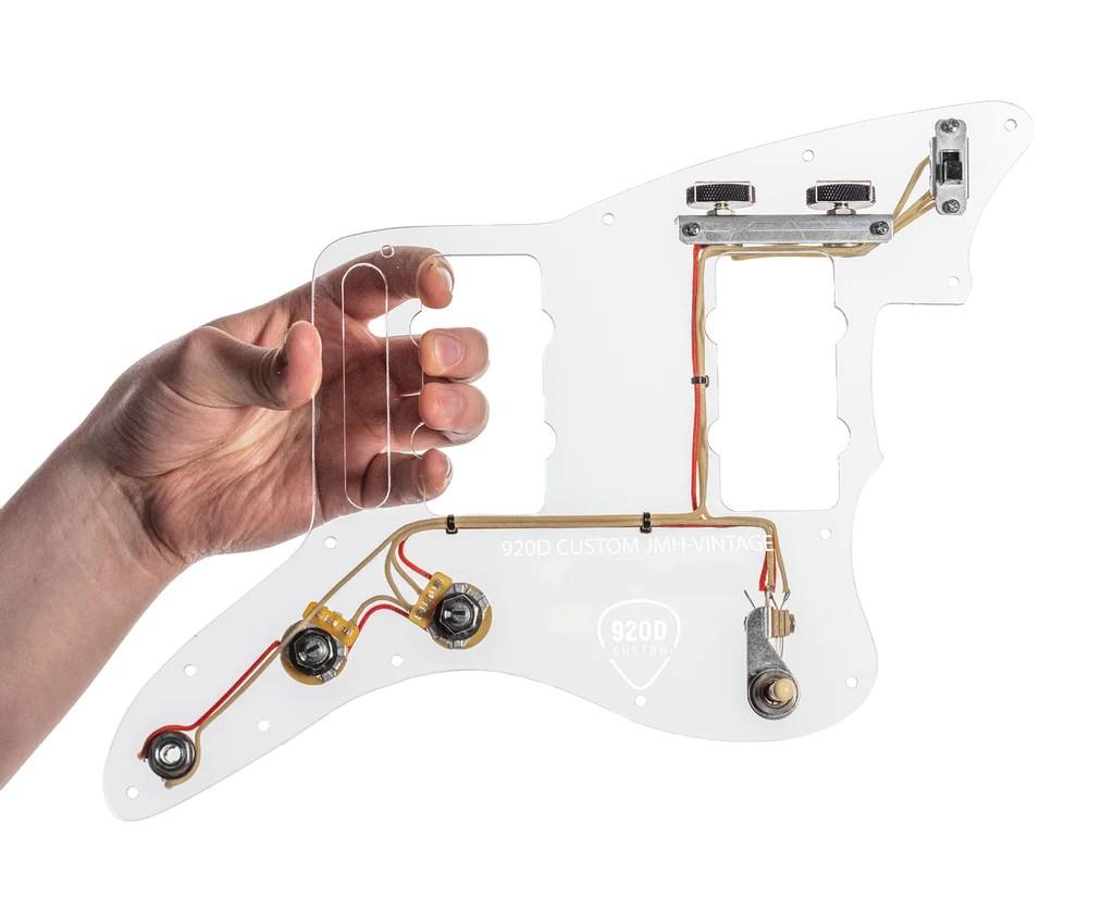 medium resolution of fender vintage traditional jazzmaster guitar pre wired wiring harness