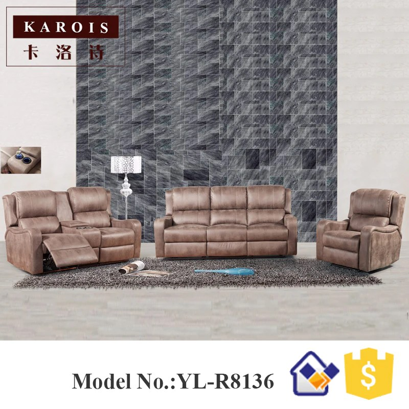 3 2 leather sofa set high quality modern electric recliner italian 1 seat