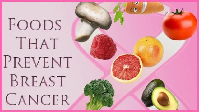 Image result for vegetables reduce breast cancer