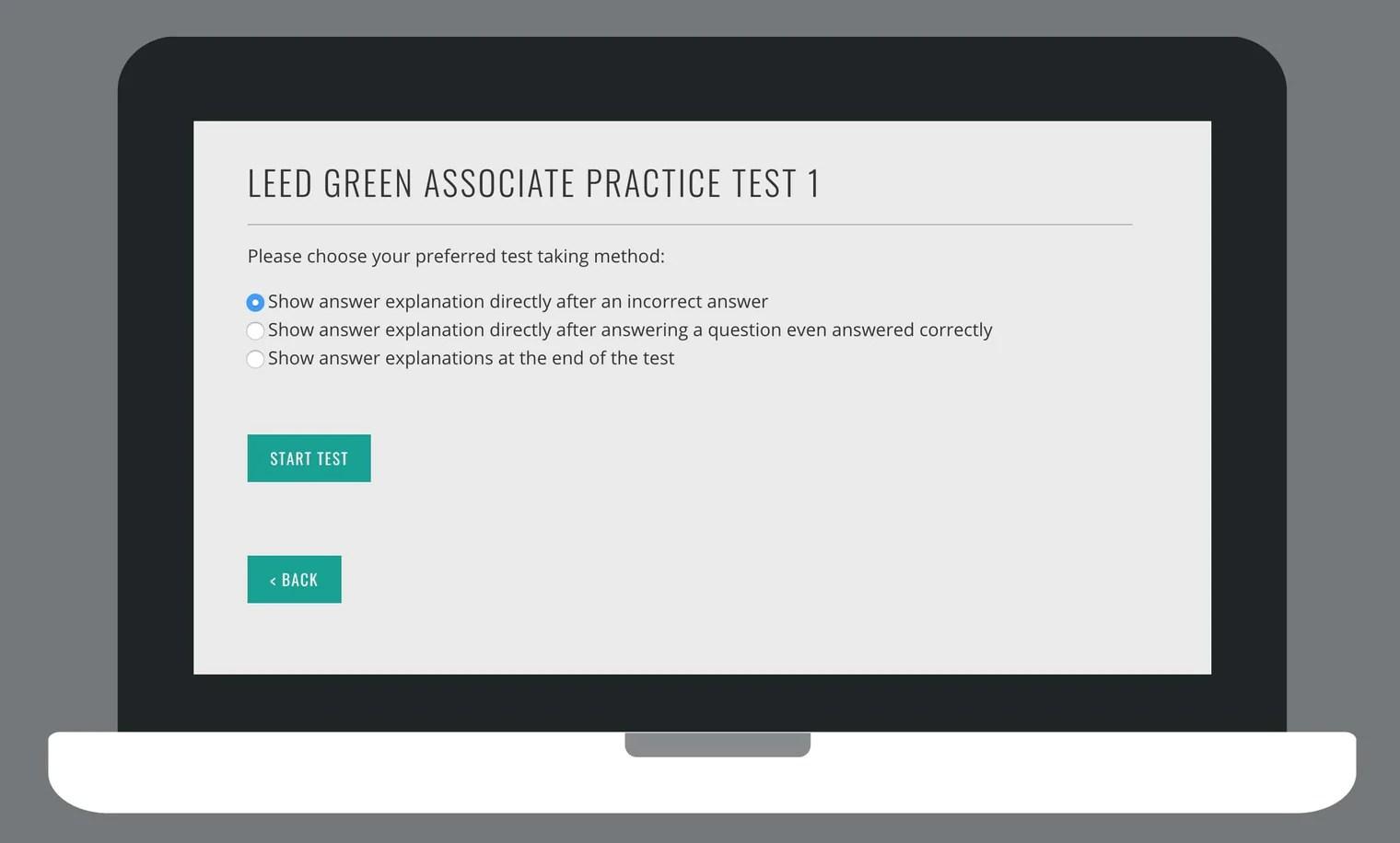Leed Ga Practice Tests Exam Prep - Leeducate