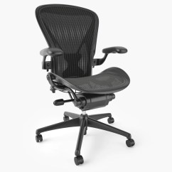 Office Chair 3d Model Party Table And Rentals Herman Miller Aeron Facequad
