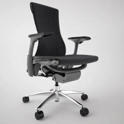 Office Chair 3d Model Carters High Cover Herman Miller Embody Facequad