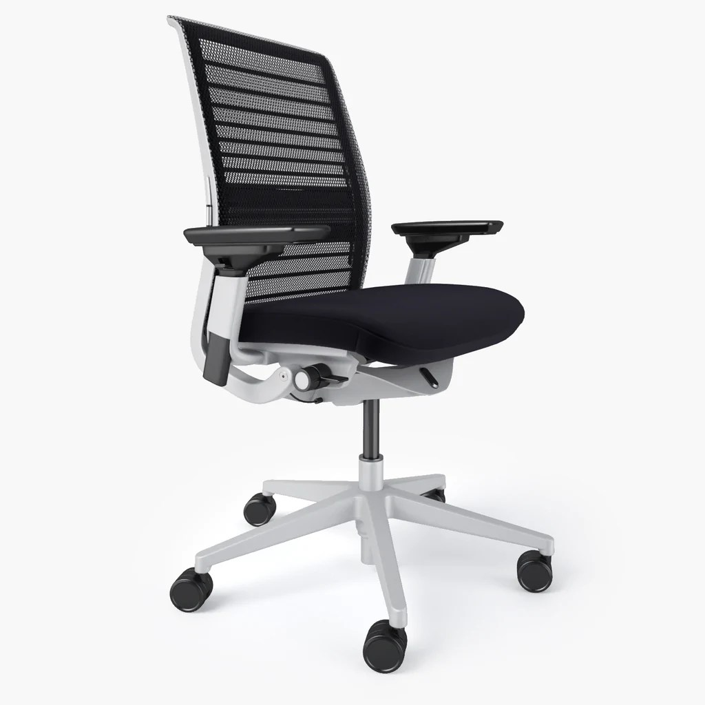 Steelcase Think Chair Steelcase Think Chair 3d Model