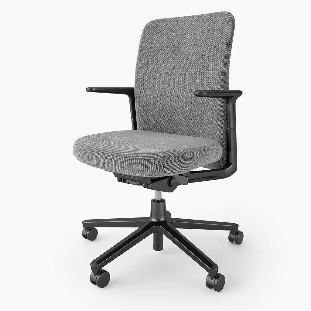 Vitra Office Chair Vitra Pacific Office Chair 3d Model