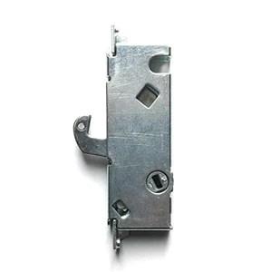 sliding door mortise lock 45 keyway 3 11 16 in spacing steel replacement latch lock for patio doors