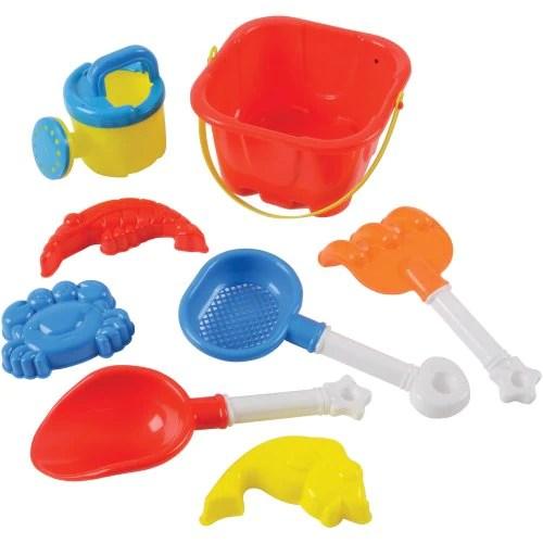 sand castle bucket set