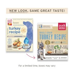 The Honest Kitchen Runner Rugs Whole Grain Turkey Recipe Dehydrated Dog Food