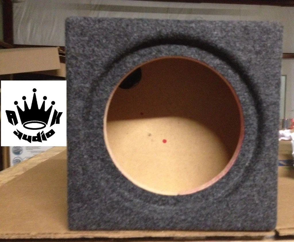 Car Speaker Dimensions Enclosure 6x9
