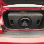 Dodge Challenger Charger Single 10 12 15 18 Speaker Box Sub Subw Ak Audio