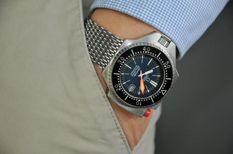 Omega Seamaster 600 Ploprof Ref. 166.077 - Toolwatch Shop