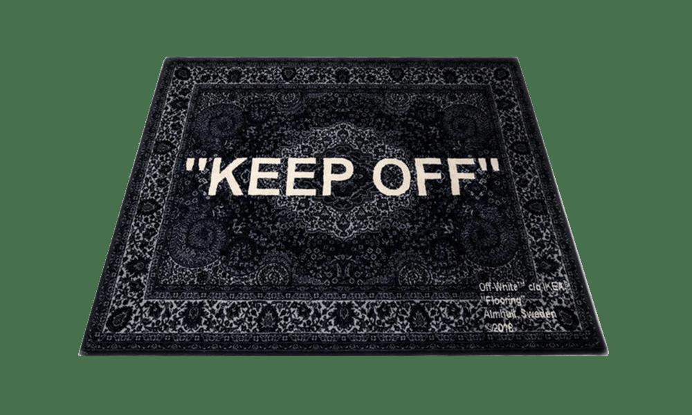 ikea keep off tapis