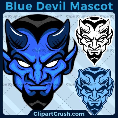 Unique Original Team Sports Mascot Clipart Logos