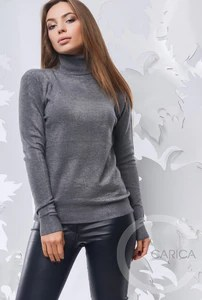 Thin and Sleek Turtle Neck Sweater